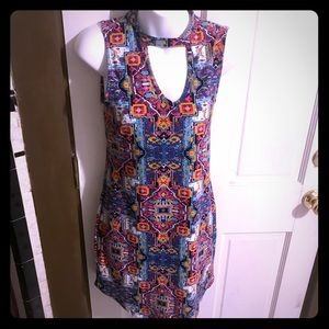 NWOT tribal dress